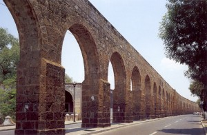 """""""Aqueduct in Morelia"""""""