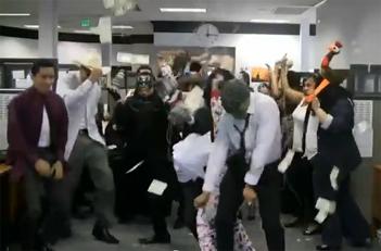Harlem Shake Bail Hotline Edition