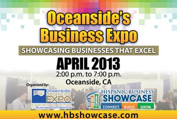 2013 Oceanside Business Expo