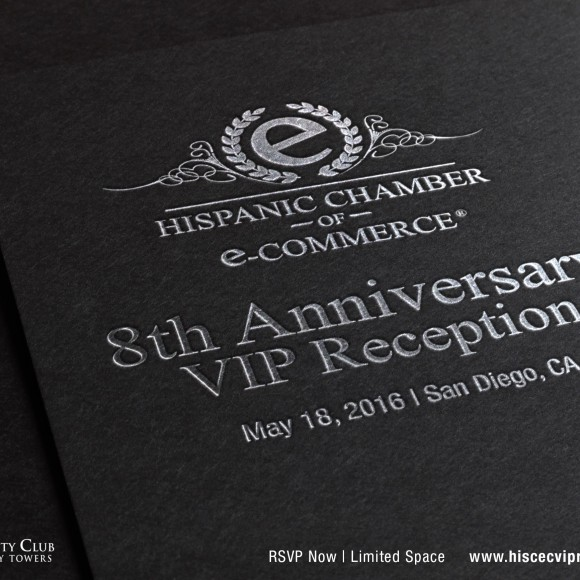 8th Anniversary VIP Reception | Hispanic Chamber of E-Commerce