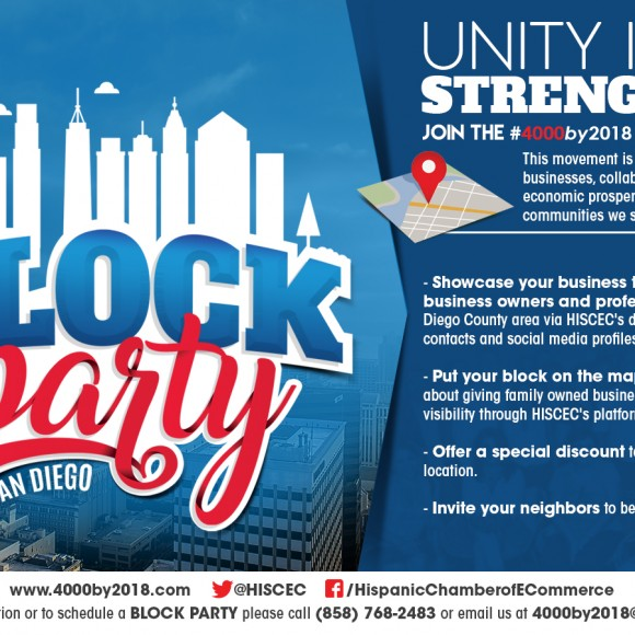 Block Party San Diego – The Why?