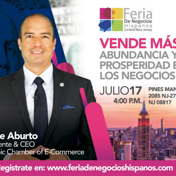 Feria de Negocios de New Jersey | Hispanic Business Expo