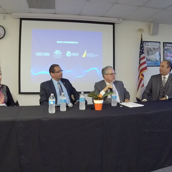 Panel Discussion: San Diego Business Leaders
